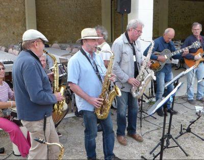 Le Badaboum Band présent sur le festival Villages Sessions