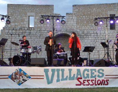 Le Melting Pot pour le festival Villages Sessions 2016